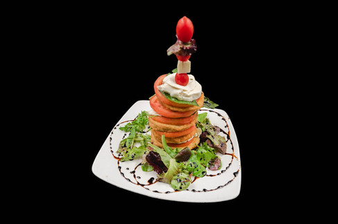Eggplant Tower