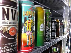 Wide Variety of Beer