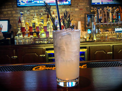 Crawford's Cocktail CrawFORDsFizz