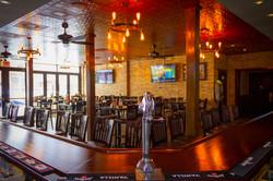 Interior Crawford's Bar View