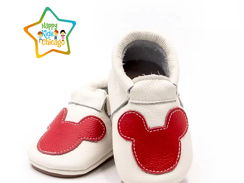The Mouse Moccasins Shoes