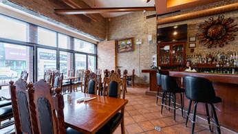 Dining Area Near our Bar at Garcia's Restaurant