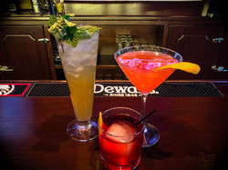 Crawford's Specialty Cocktails