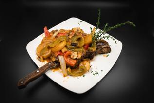 Steak Puccino