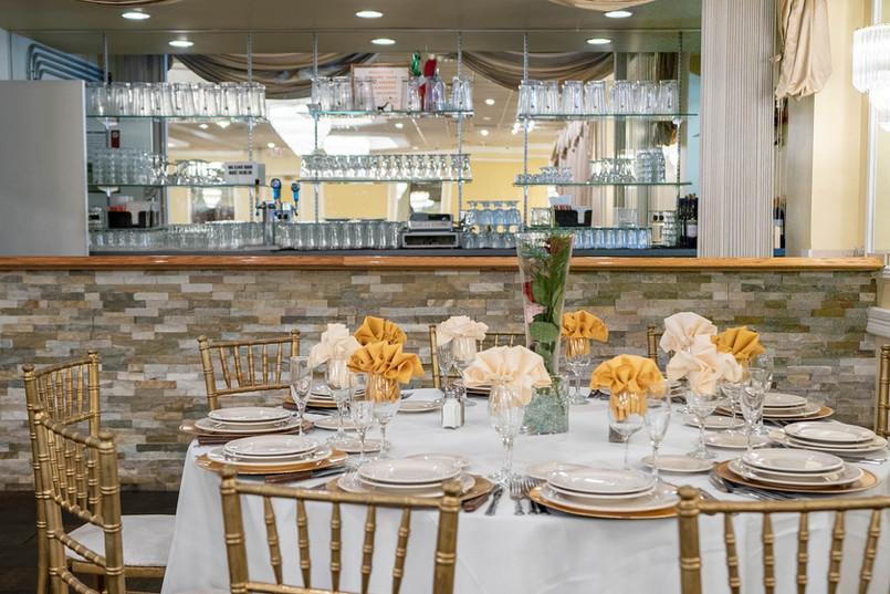 La Villa Main Bar Banquet Hall
