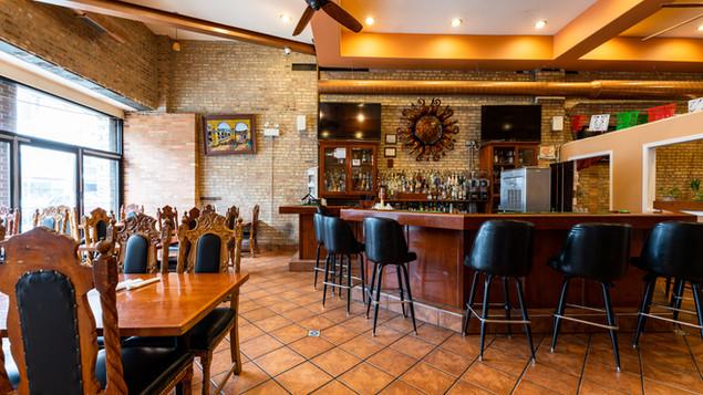 Bar Area Garcia's Restaurant