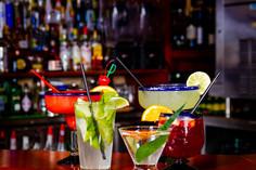 Cocktails, Sangria, and Margaritas