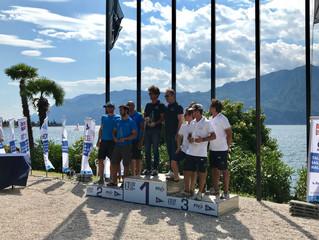 Società Canottieri Garda Salò è il re del lago, e vince la seconda selezione LIV.
