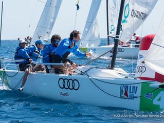 Il CC Aniene domina la tappa di Porto Cervo, secondo Ravennate, terzo 3V