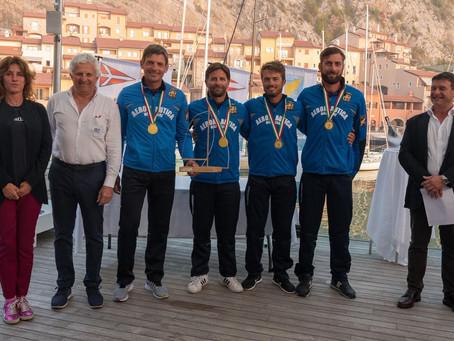 Aeronautica Militare è il Campione Italiano per Club 2019