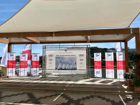 Lo Yacht Club Costa Smeralda ospita l'Audi Italian Sailing League per la finale del Campionato Itali