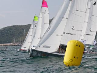 Cinque vittorie per Roggero di Lauria nella seconda giornata a Cala Galera