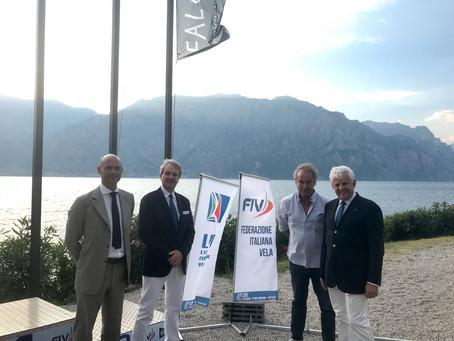 A Malcesine il via alla 2ª selezione Nazionale per il Campionato Italiano per Club 2018