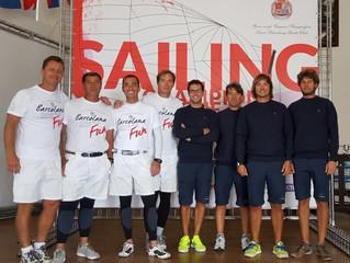 Yacht Club Adriaco e Società Velica di Barcola Grignano a San Pietroburgo per l'Act I