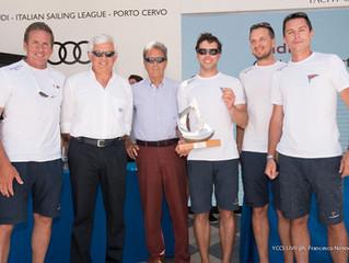 Due equipaggi triestini rappresentano l'Italia nell'Act I della Sailing Champions League
