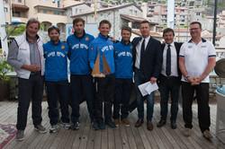 2019 Trieste Premiazioni