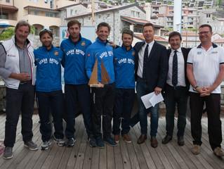 L'Aeronautica Militare vince a Trieste la prima tappa del Campionato 2019 della LIV