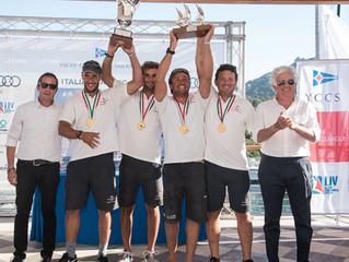 Circolo della Vela Bari è il Campione Italiano per Club 2018