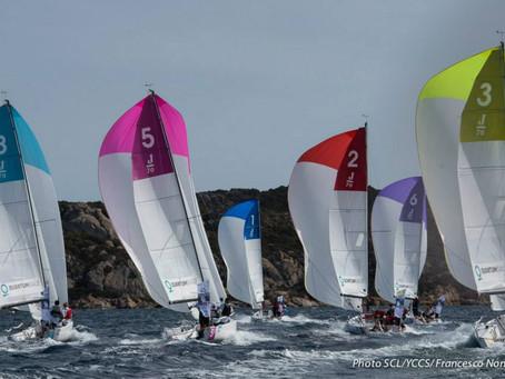 SCL: In testa i norvegesi del KNS, Yacht Club Costa Smeralda secondo