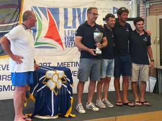 La Società Canottieri Garda Salò fa valere la sua esperienza e vince a Rimini