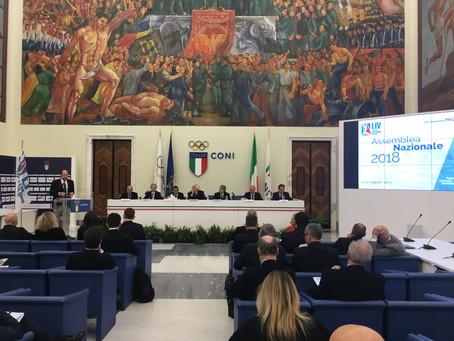 L'Assemblea Nazionale al CONI a Roma lancia la stagione velica 2018