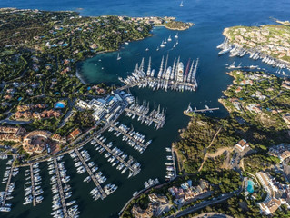 Al via a Porto Cervo l'Audi Italian Sailing League