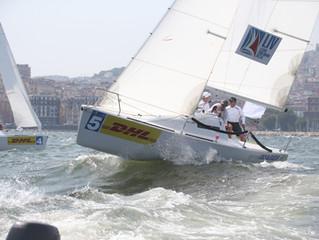 A Napoli si regaterà a bordo degli Este 24