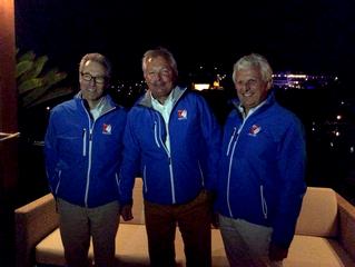 Il Consiglio Direttivo dell'ISLA si è riunito a Porto Cervo in occasione della finale europea de