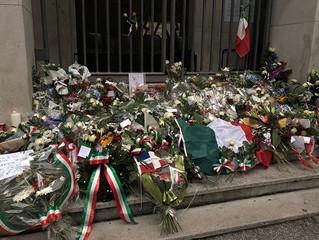 Trieste - La Lega Italiana Vela rende omaggio ai due agenti uccisi