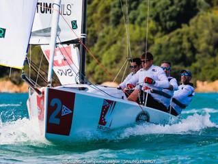 Sailing Champions League, gli Svizzeri al comando