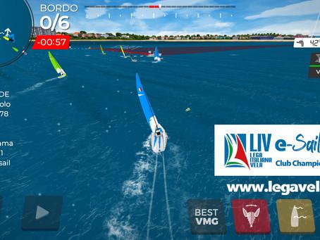 LIVe-Sailing Club Championship, parte la regata virtuale per club