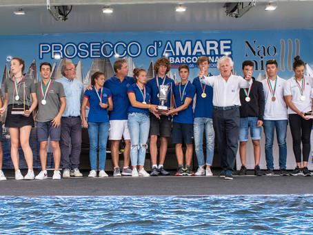 La SVBG vince il primo Campionato Italiano per Club Under 19