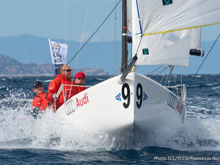Sailing Champions League: vittoria ai norvegesi del Konelig Norsk Seilfrnerig