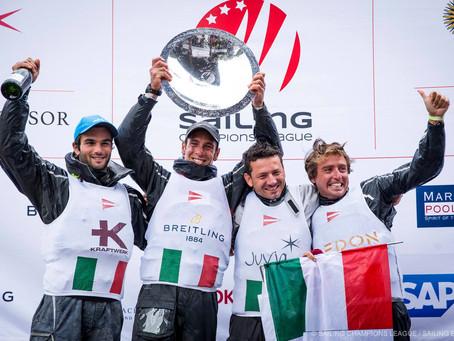 È Bari il miglior Yacht Club della Sailing Champions League!
