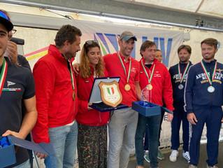 A Rimini il Circolo della Vela Bari si aggiudica il titolo di Campione Italiano per club
