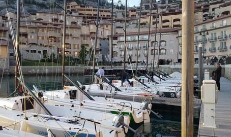 Battesimo del mare per la flotta J70: a Portopiccolo la Adriatic Cup
