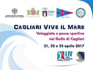 """Dal 21 al 23 aprile """"Cagliari vive il mare"""" promuove la nautica e la pesca sportiva"""