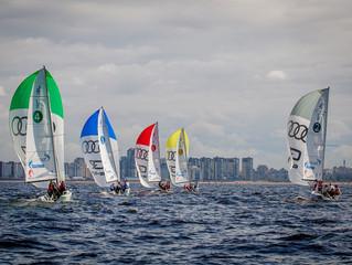 San Pietroburgo: Yacht Club Adriaco chiude il secondo giorno in settima posizione