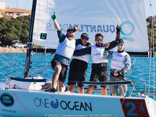 Sailing Champions League, è il team finlandese il Miglior Yacht Club dell'Anno