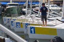Santa Marinella, due giorni di regate per contendersi lo scudetto