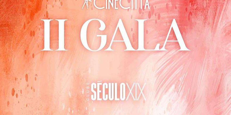 2ª Gala Cinecittà