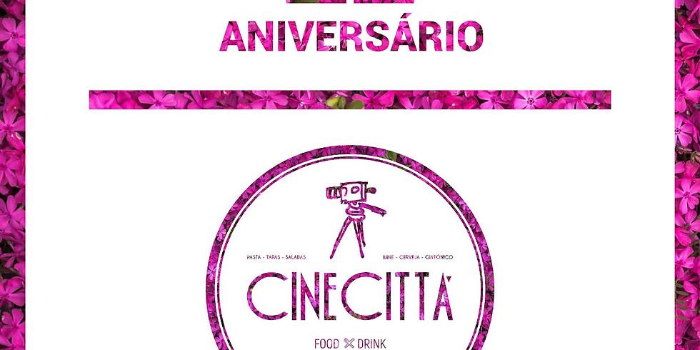 22º ANIVERSÁRIO CINECITTÁ