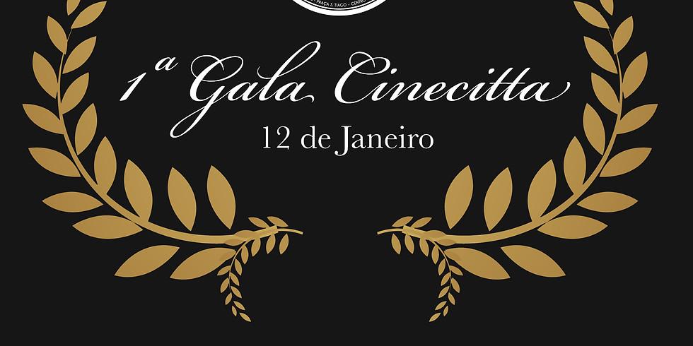 1ª Gala Cinecittá