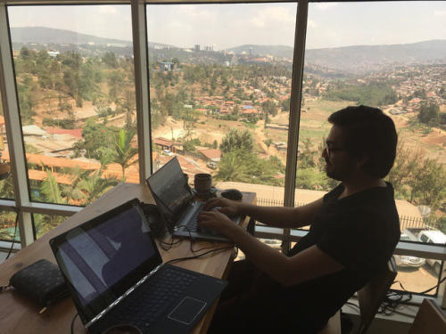 Payce in Rwanda