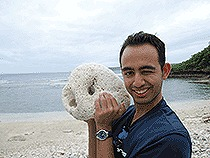 Varun in Niue
