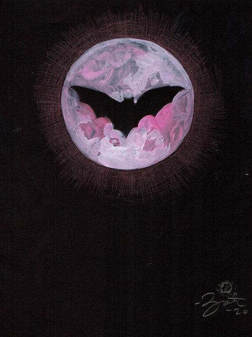 Pink Full Moon