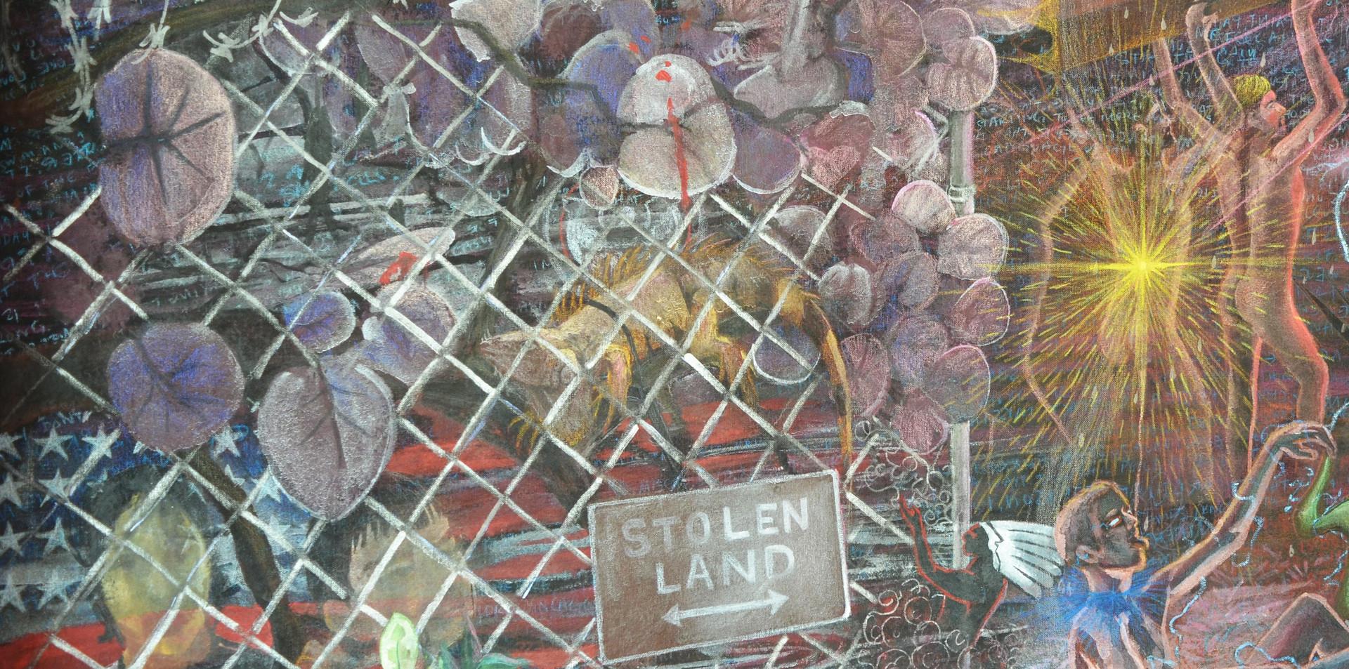 Detail: ICE Detainment Center