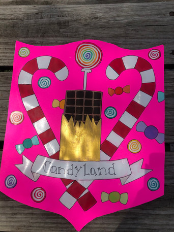 Candyland Coat of Arms