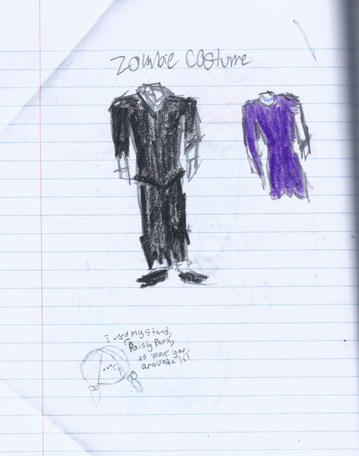 Zombie Costume Inspiration