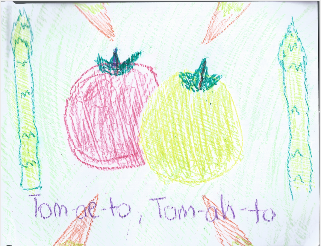 Tom-ae-to Tom-ah-to Store Sign Inspiration